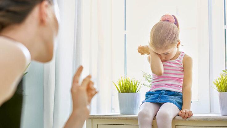 dziecko nie słucha